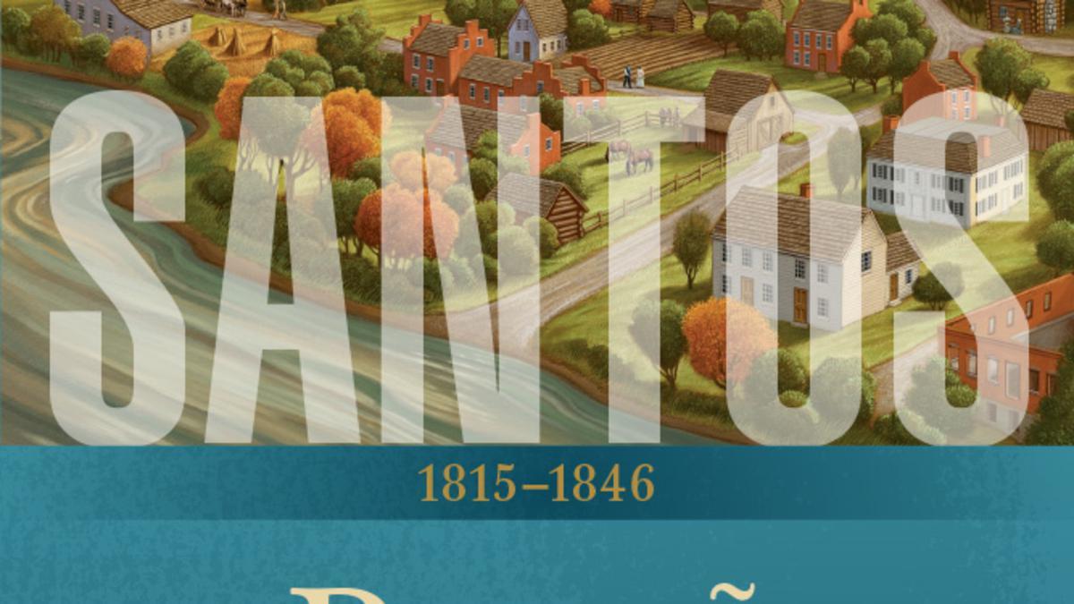 """O primeiro volume de """"Santos"""" já está disponível e851052301596"""